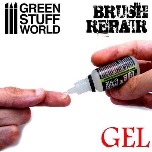 Green Stuff World BRUSH REPAIR GEL