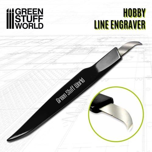 Green Stuff World HOBBY LINE ENGRAVER