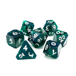 Die Hard Dice AVALORE DICE SET 7 ENCHANTED UNITY