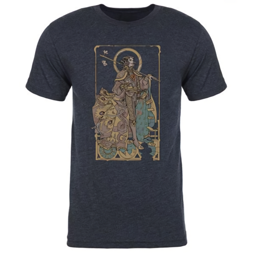 "Darrington Press / Critical Role T-SHIRT MOLLYMAUK ""LONG MAY HE REIGN"""