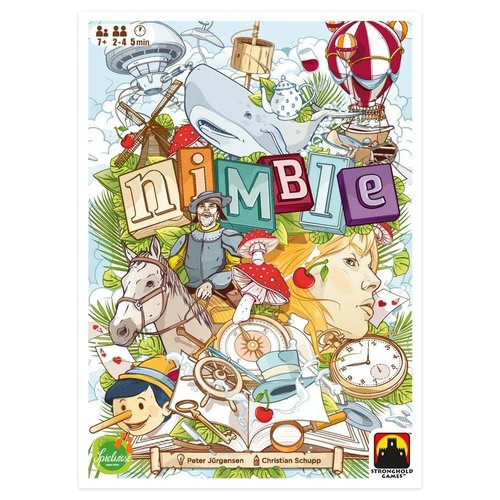 Stronghold Games NIMBLE