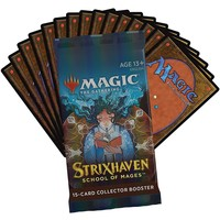 MTG: STRIXHAVEN - COLLECTOR BOOSTER