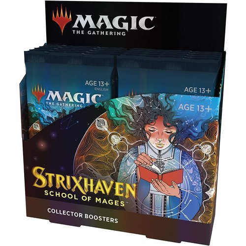 Wizards of the Coast MTG: STRIXHAVEN - COLLECTOR BOOSTER