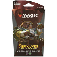 MTG: STRIXHAVEN - WITHERBLOOM THEME BOOSTER