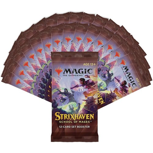 Wizards of the Coast MTG: STRIXHAVEN - SET BOOSTER