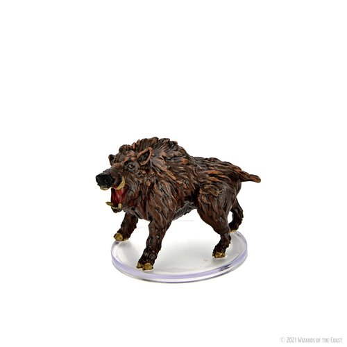 Wizkids MINIS: D&D: ICONS OF THE REALMS: WILD SHAPE & POLYMORPH SET 1