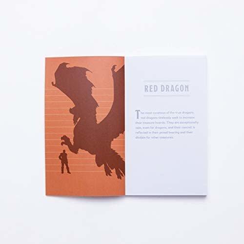 PENGUIN RANDOM HOUSE D&D: THE BESTIARY NOTEBOOK SET