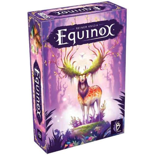 Plan B Games EQUINOX - PURPLE COVER