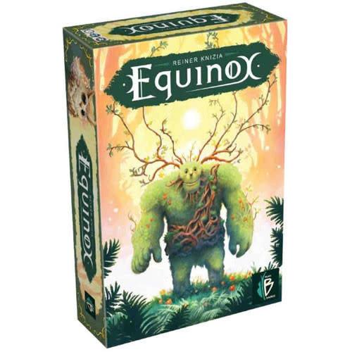 Plan B Games EQUINOX - GREEN COVER