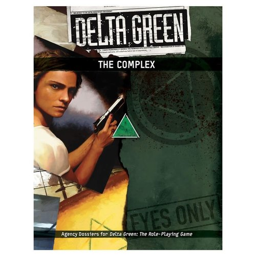 Arc Dream Publishing DELTA GREEN: THE COMPLEX