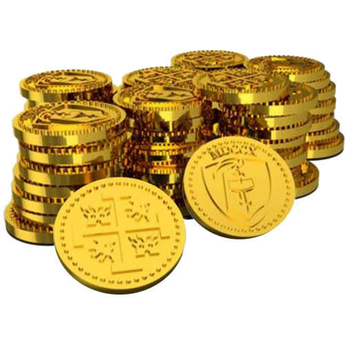Gamelyn Games TINY EPIC PIRATES - METAL COINS