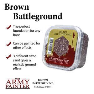 The Army Painter BATTLEFIELDS: BROWN BATTLEGROUND