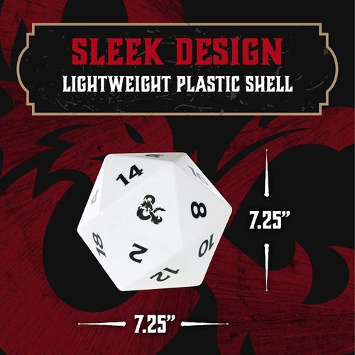 Paladone Dungeons & Dragons D20 Color-Changing Light
