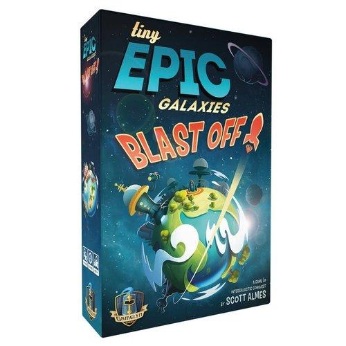 Gamelyn Games TINY EPIC GALAXIES: BLAST OFF!