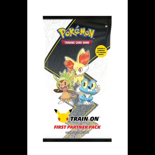 Pokemon USA POKEMON: FIRST PARTNER PACK - KALOS