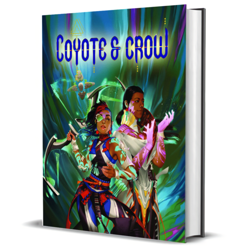 Coyote & Crow LLC (Pre-Order) COYOTE & CROW Role-Playing Game