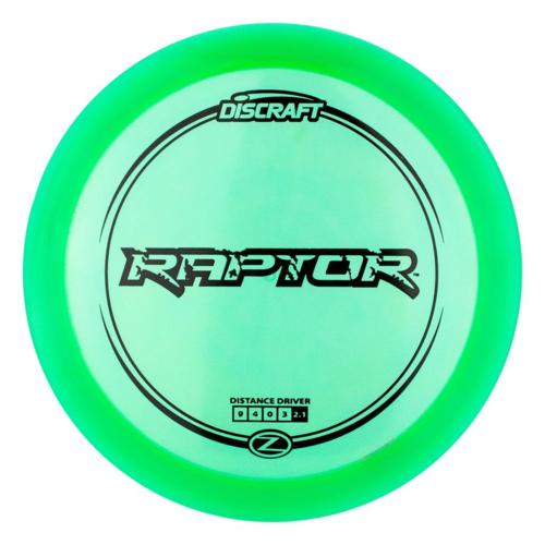 Discraft RAPTOR Z 173g-174g