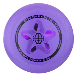Discraft ULTRA STAR RECYCLED LAVENDER