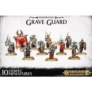 Games Workshop SOULBLIGHT DEATHRATTLE GRAVE GUARD