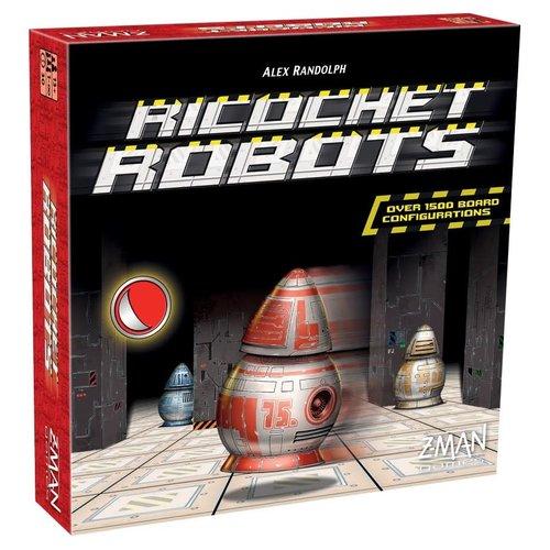 Z-Man Games RICOCHET ROBOTS
