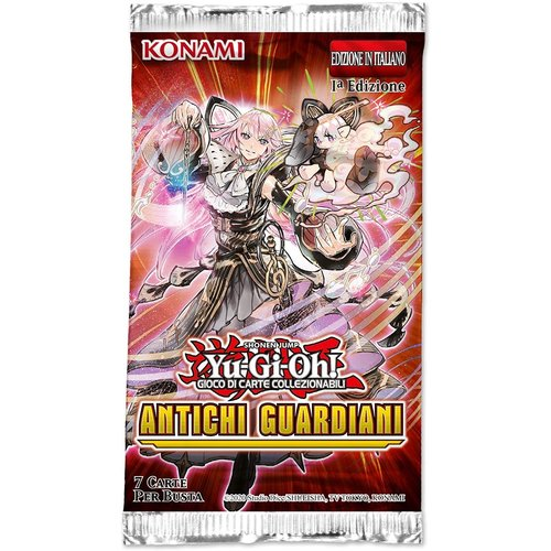 Konami Digital Entertainment YUGIOH: ANCIENT GUARDIANS - BOOSTER