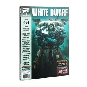 Games Workshop WHITE DWARF 464