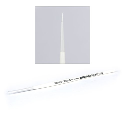 Games Workshop GW BRUSH - STC LAYER SMALL