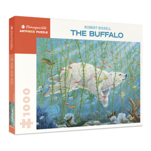 POMEGRANATE PM1000 ROBERT BISSELL - THE BUFFALO
