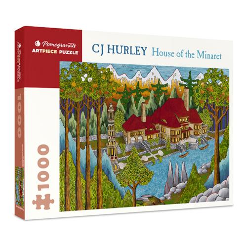 POMEGRANATE PM1000 HURLEY - HOUSE OF THE MINARET