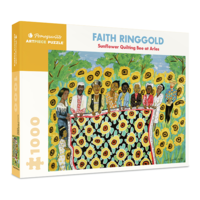 PM1000 RINGGOLD - SUNFLOWER QUILTING BEE