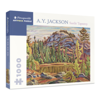 PM1000 A. Y. JACKSON - SUNLIT TAPESTRY