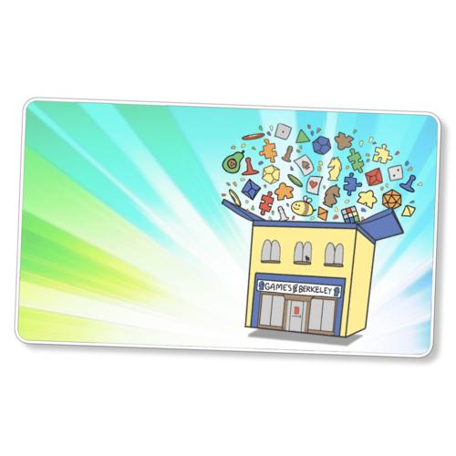 Gamermats PLAYMAT: GoB - POP TOP BUILDING
