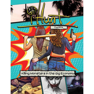 Machine Age Productions #iHUNT: THE RPG