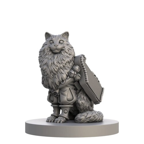 Steam Forged Games MINIS: CATS & CATACOMBS - TOOTH & CLAW 2