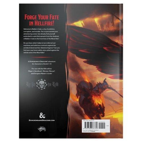 Wizards of the Coast D&D 5E: BALDUR'S GATE - DESCENT INTO AVERNUS