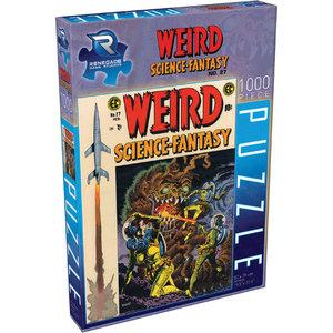 Renegade Games Studios RG1000 - WEIRD SCIENCE-FANTASY NO. 27