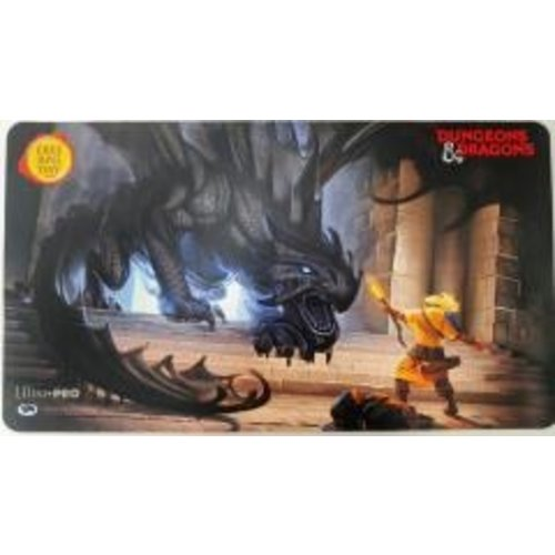 Wizards of the Coast PLAYMAT: D&D: ADVENTURER AND DRAGON FREE RPG DAY 2019