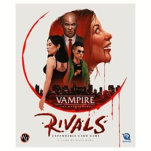 Renegade Games Studios VAMPIRE THE MASQUERADE: RIVALS ECG