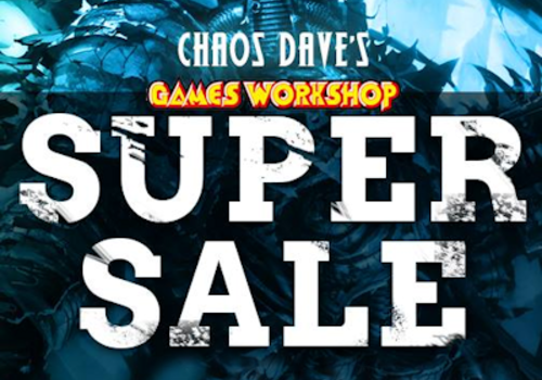 Games Workshop - Chaos Dave's Discounts