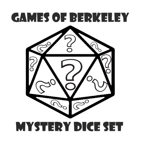 MYSTERY DICE SET 7
