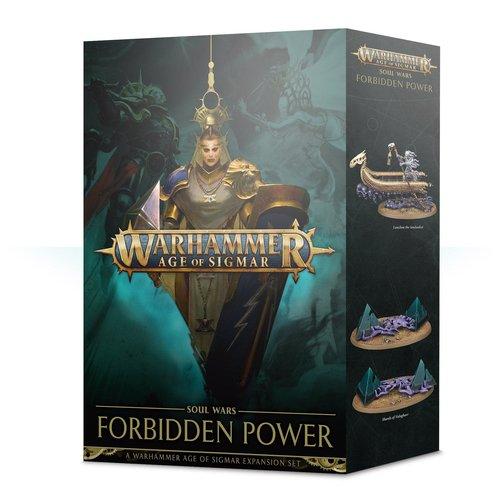 Games Workshop AoS FORBIDDEN POWER
