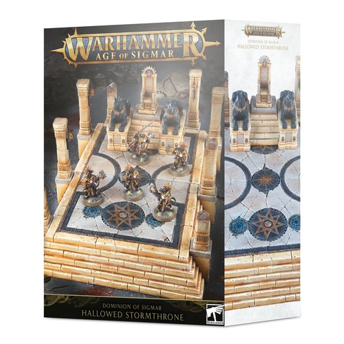 Games Workshop AoS HALLOWED STORMTHRONE