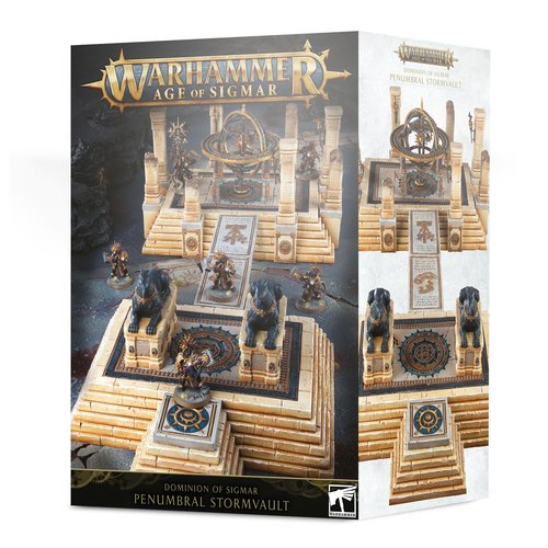 Games Workshop AoS PENUMBRAL STORMVAULT