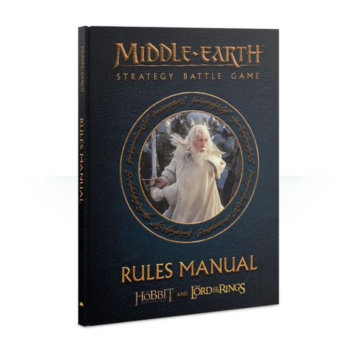 Games Workshop MIDDLE EARTH CORE RULES