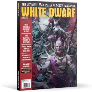 Games Workshop WHITE DWARF MAG 10/19