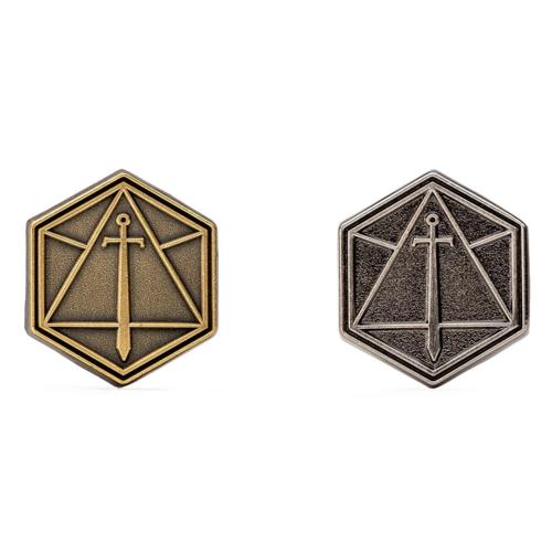 Darrington Press / Critical Role PIN: CRITICAL ROLE - LAPEL PINS