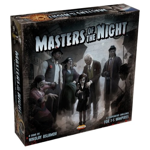 Ares Games MASTERS OF THE NIGHT