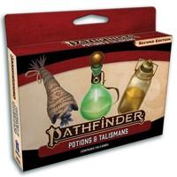 PATHFINDER 2ND EDITION: POTIONS & TALISMANS DECK