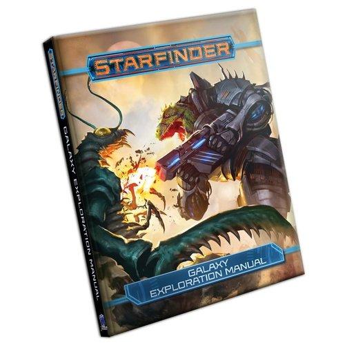 Paizo Publishing STARFINDER: GALAXY EXPLORATION MANUAL