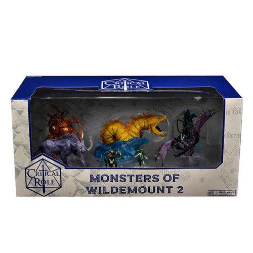 Wizkids MINIS: CRITICAL ROLE: MONSTERS OF WILDEMOUNT 2